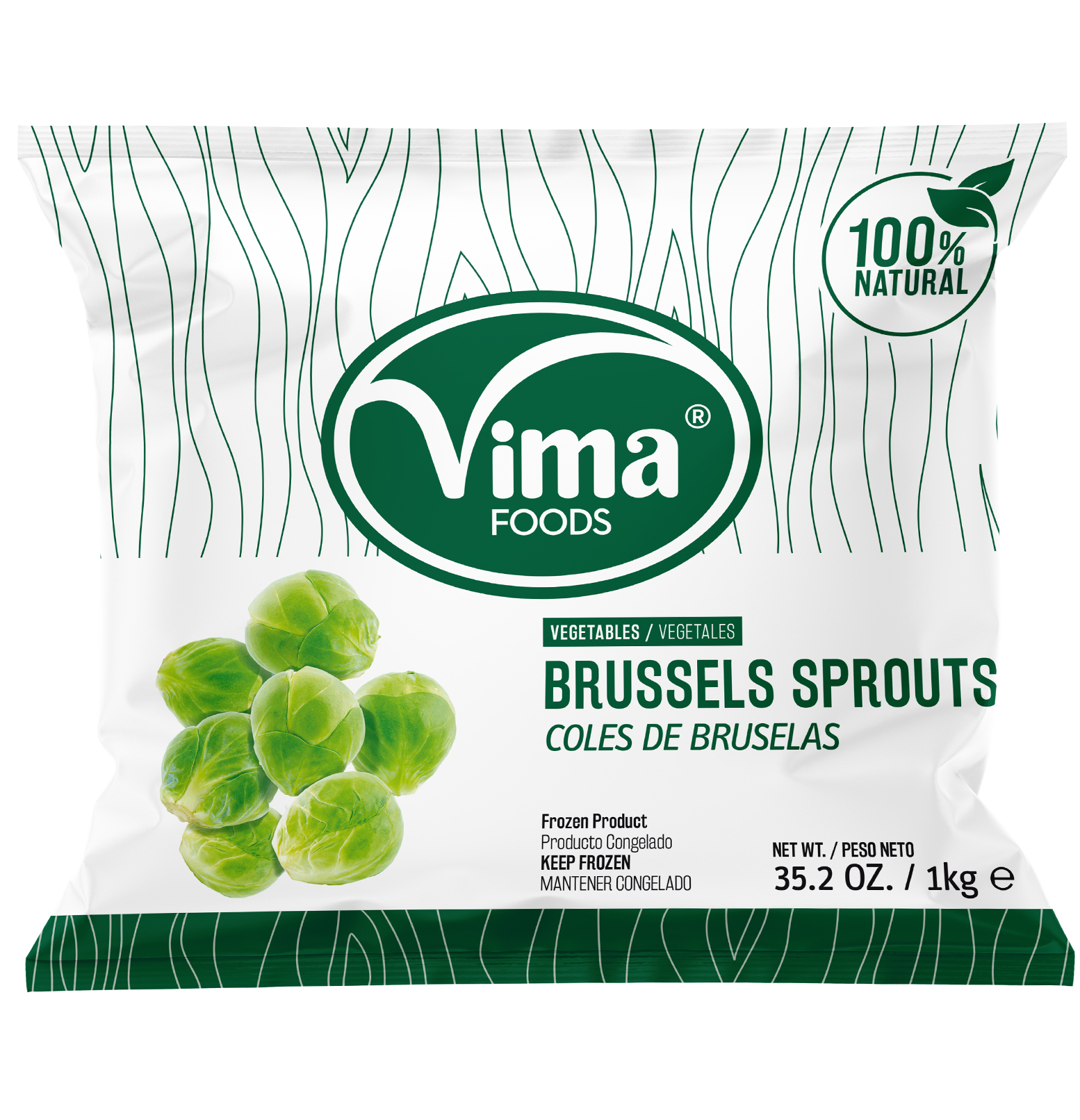 Brussels Sprouts Vima Foods