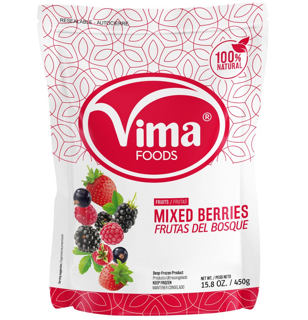 Mix de berries Vima